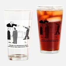 friend of court Drinking Glass