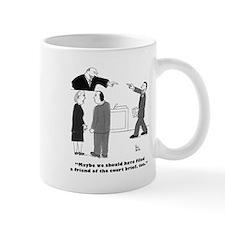 friend of court Mugs