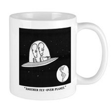 fly-over planet Mugs