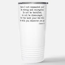 Cute Religion beliefs Travel Mug