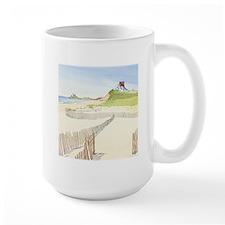 East Beach, Watch Hill Mugs