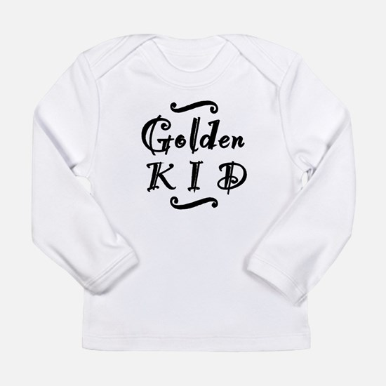 goldenkid.jpg Long Sleeve T-Shirt