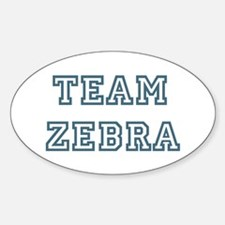 Zebra.jpg Bumper Stickers