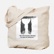 Bats on Economy Tote Bag