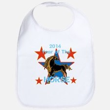 2014 Year Of The Horse Bib