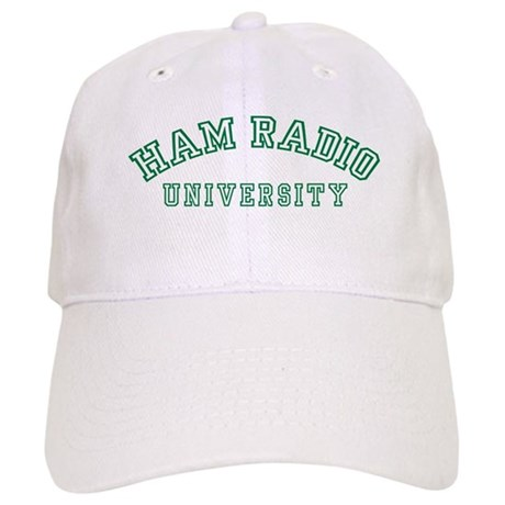 Ham Radio University Cap