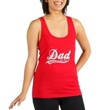 Awesome Dad Since 2014 Racerback Tank Top