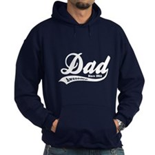 Awesome Dad Since 2014 Hoodie