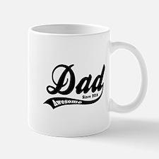Awesome Dad Since 2014 Mug
