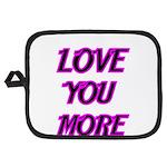 LOVE YOU MORE 5 Potholder