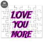 LOVE YOU MORE 5 Puzzle
