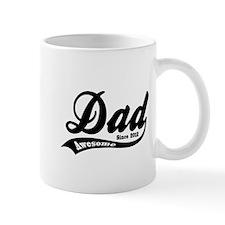 Awesome Dad Since 2012 Mug