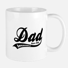 Awesome Dad Since 2012 Mug