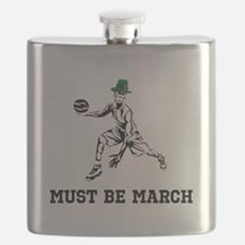 Must Be March Flask