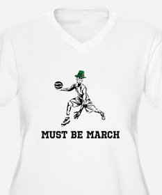 Must Be March Plus Size T-Shirt