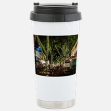 Ready for Christmas , F Stainless Steel Travel Mug