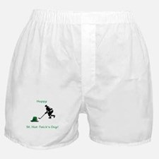 St. Hat-Tricks Day Boxer Shorts