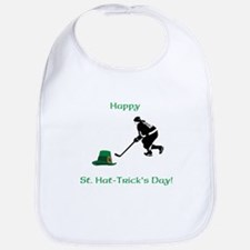 St. Hat-Tricks Day Bib