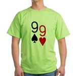 Phil Hellmuth WSOP Green T-Shirt