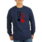 Phil Hellmuth WSOP Long Sleeve Dark T-Shirt