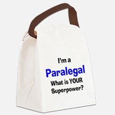 Cool Legal Canvas Lunch Bag