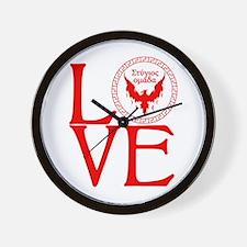 Styxx Wall Clock