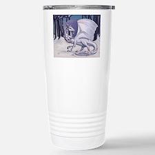 Snow Dragon Travel Mug