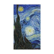 Van Gogh's Starry Night Decal