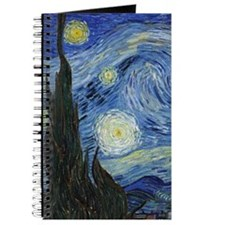 Van Gogh's Starry Night Journal