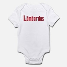 The Lomardo family Infant Bodysuit