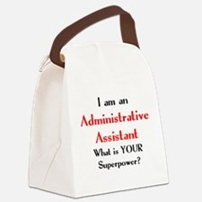 Cute Professional Canvas Lunch Bag