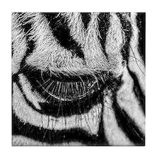 Zebra Eye Tile Coaster
