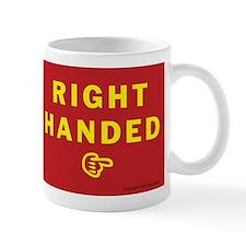 Left Handed Right Handed Mug