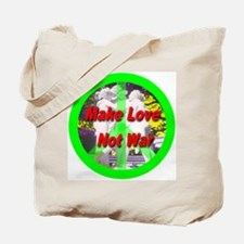 Cute Three wishes Tote Bag