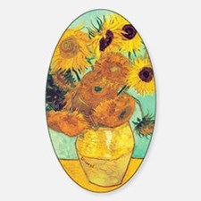 Sunflowers by Vincent Van Gogh Decal