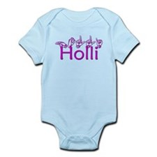 Holli in ASL Body Suit