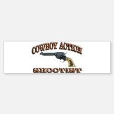 shootist Bumper Bumper Bumper Sticker
