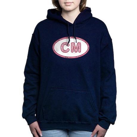 CM Pink Hooded Sweatshirt