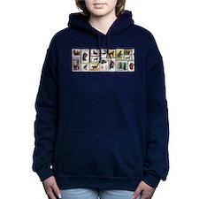 steinStamps.jpg Hooded Sweatshirt