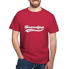 Awesome Grandpa Since 2012 T-Shirt