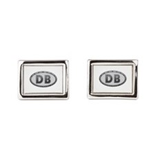 DB Metal Cufflinks
