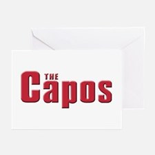 The Capo family Greeting Cards (Pk of 10)