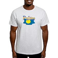 Palau flag ribbon T-Shirt