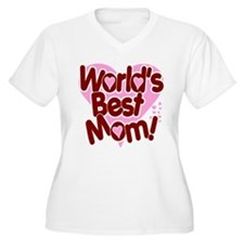 World's BEST Mom! T-Shirt