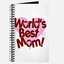 World's BEST Mom! Journal
