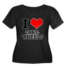 I Heart (Love) Cartwheels T