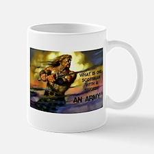 Scottish Army Mugs