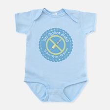 No Shots! 'Infant' Bodysuit Boy