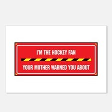 I'm the Fan Postcards (Package of 8)