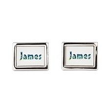 James Under Sea Cufflinks